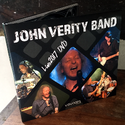 John Verity Band Live 2017