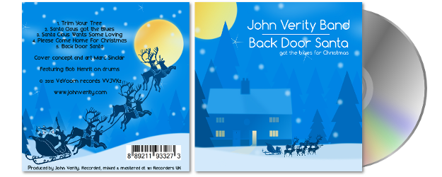 john verity band back door santa cd